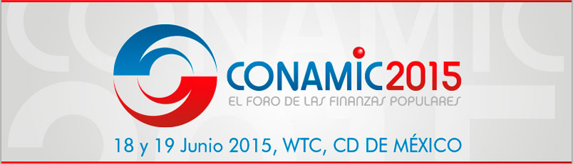 Sysde patrocinador de Conamic 2015